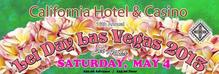 lei day in Las Vegas